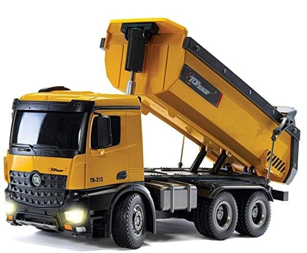 camiones teledirigidos