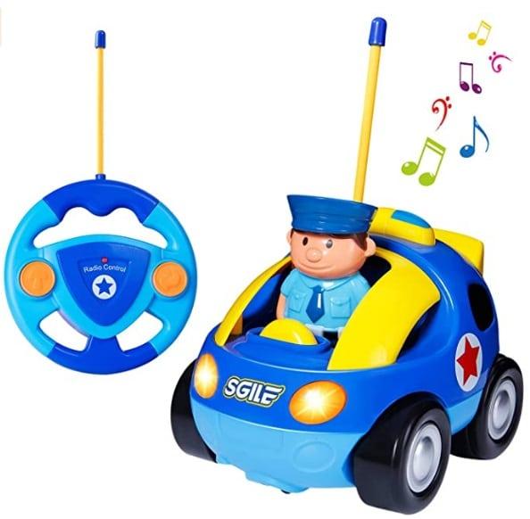 coches teledirigidos para bebés